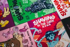 Shanghai's indie comics collective wants to liberate your inner cartoonist Shanghai, Shaving, The Darkest, Indie, Places To Visit, Asia, Creativity, Culture, Comics