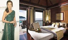 Inside the Malaysian paradise resort frequented by Bond girl Michelle Yeoh   Daily Mail Online