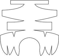 foam body pattern