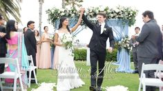 http://hoofilms.com    Shivani + Alex couldn't have been sweeter with each other. Being surrounded by some of the kindest souls, like these two families, is as sweet as it gets. So fun to reliving the joy from this gorgeous day!    Venue: Montage Laguna Beach  Planner: Jeannie, Details Details  Videographer: Hoo Films  Photographer: The Grovers Photography  Floral: Bloom Box Designs  Lighting: Shine Lighting  Hair and Makeup: Design Visage  Ceremony/Cocktail Music: Angelica Strings…