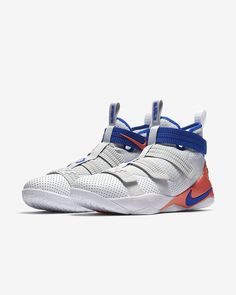 351a6874c025 LeBron Soldier XI SFG Basketball Shoe