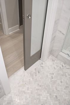 What's the difference between designing a basement bathroom vs. any other bathroom? Check out the latest basement bathroom ideas today! Basement bathroom, Basement bathroom ideas and Small bathroom. Bathroom Renos, Bathroom Flooring, Bathroom Plumbing, Bathroom Layout, Vanity Bathroom, Bathroom Closet, Basement Bathroom Ideas, Bathroom Doors, Basement Ideas