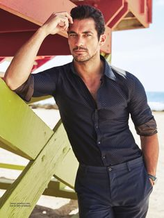 DAVID GANDY WEARS DOLCE & GABBANA for ESQUIRE MEXICO NOVEMBER EDITORIAL | DESIGNS FEVER