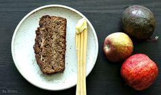 Ma Niche : Apple and Beet Quick Bread # Healthy Snacking