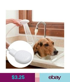Pet Jet Washer Sprays Water And Shampoo For One Handed Grooming Dog Grooming Supplies Pet Supplies Pets