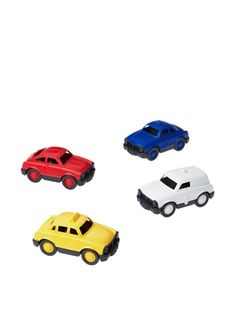 45% OFF Green Toys Mini Vehicle Set (4 Pack)