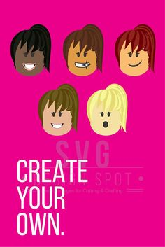 17 Best Roblox SVG images in 2018   Poster wall, Invitation Design