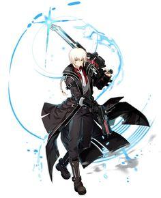 Fantasy Character Design, Character Design Inspiration, Food Fantasy, Fantasy Art, Soul Fighter, Fantasy Characters, Anime Characters, Elemental Magic, Fantasy Sword