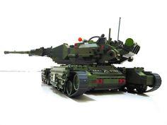 Who likes massive lego tanks?