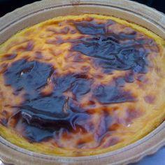 Recette Flan pâtissier sans pâte par kelail - recette de la catégorie Pâtisseries sucrées