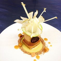 Stay tuned!!! New menu is coming up!! What's in this our new version of apple tatin? #secretfornow #getexcited #melbournefood #melbournedessert #ChefsOfInstagram #chefstalk