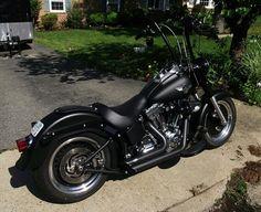 Harley Davidson  fatboy. Ape Hanger