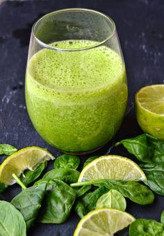 Key Lime Protein Smoothie recipe