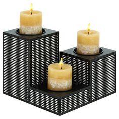 3 Piece Julle Candleholder Set at Joss & Main