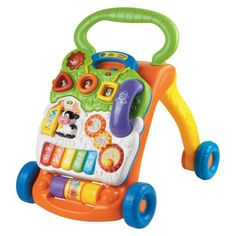 I'm learning all about VTech Sit to Stand Learning Walker at @Influenster!