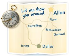 From eating to meeting and everything in between, Allen Texas has all the goods on everything that's good! The weather is always beautiful, and getting here couldn't be easier from North Texas.