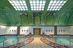 How to choose from the thermal baths of Budapest