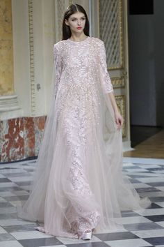 SPRING & SUMMER WEDDING DRESS INSPIRATION: Here you'll find gorgeous wedding dresses and bridal style ideas straight from the spring/summer 2016 couture shows in Paris. Click through for a roundup of wedding dresses and bridal trends from designers like Valentino, Chanel, and more brilliant designers. You'll find the best wedding dresses that are romantic, edgy, modern, and unique.