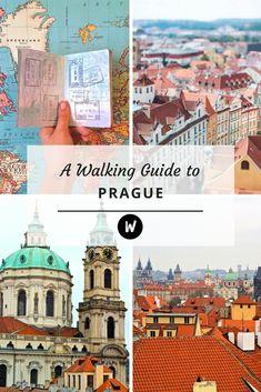 A Walking Guide to Prague   World of Wanderlust