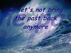 THE PAST by Rey Parker (lyrics)