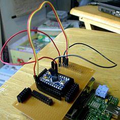 How to Program an AVR/Arduino using the Raspberry Pi
