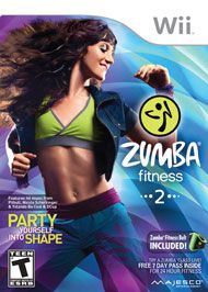 Zumba Wii Game- CHECK! Love this. Do it daily also.