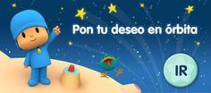 ¡PON TU DESEO EN ÓRBITA! Esta Navidad pide los #deseos q quieras: http://www.pocoyo.com/deseo-estrellas  #1MillóndeDeseos #Navidad