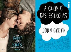 O livro A Culpa É Das Estrelas, de John Green, ganhará uma adaptação cinematográfica.