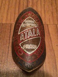 Atala head badge