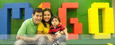 Shining Mom: Lego City Theme Party {Migo's First Birthday}