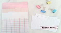Baixe a ficha de estudo para fazer um resumo das matérias. Para quem esta estudando para concurso ou para prestar o vestibular. Pen Pal Letters, Vestibular, Home Management Binder, Diary Planner, Bullet Journal Themes, Planner Supplies, Study Inspiration, Planner Organization, Printable Paper
