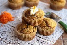 Carrot Cake Muffins   FaveGlutenFreeRecipes.com