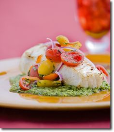 Isabel's Cantina Halibut Recipe. To die for! Don't miss great Dealmeintoday.com  $10 for 20 promotion. Offer expires 10/22