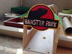 Hamster Park Playpen Park Fan LOVE THIS! So awesome! Really want to do something like this for Milo! - Hamster Park Playpen Park Fan LOVE THIS! So awesome! Really want to do something like this for Milo! Diy Hamster House, Hamster Diy Cage, Hamster Life, Hamster Habitat, Hamster Stuff, Syrian Hamster Toys, Dwarf Hamster Toys, Robo Dwarf Hamsters, Pets