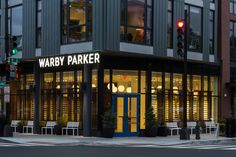 0a8ba337400e Warby Parker - Washington D.C. Store design by Partners   Spade Shades For  Men