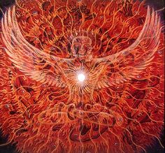 The Death and Rebirth of Self by Alex Gray
