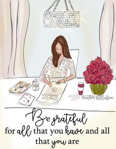 The Heather Stillufsen Collection from Rose Hill Designs Positive Thoughts, Positive Quotes, Attitude Of Gratitude, Woman Quotes, Lady Quotes, Beauty Quotes, Inspire Me, Affirmations, Favorite Quotes