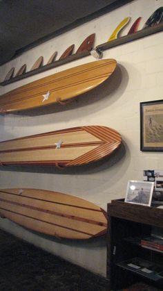 Surf Museum. Corpus Christi Texas