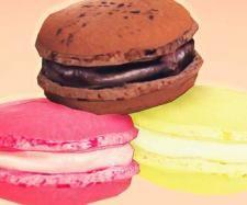 Rezept Macarons - 3 Sorten von noldine - Rezept der Kategorie Backen süß
