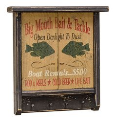 KP Creek Gifts - Big Mouth Bait Key Holder