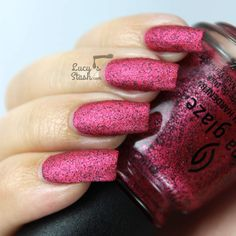 China Glaze: ☆ Love Your Guts ☆ - Review & Swatches, from the Apocalypse of Color2014collection