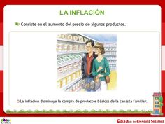 LA DEFLACIÓNEs el fenómeno contrario a la inflación. Se presenta cuando losprecios de algunos bienes y servicios disminuye...
