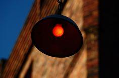 Red Light - Blue Sky by La Martínez on 500px