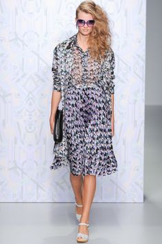 Holly Fulton Spring 2014 Ready-to-Wear Collection Slideshow on Style.com