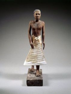 Statue of Metjetji :Possible Place Collected: Saqqara, Egypt Dates: ca. 2371-2288 B.C.E. Dynasty: late V Dynasty-early VI Dynasty Period: Old Kingdom