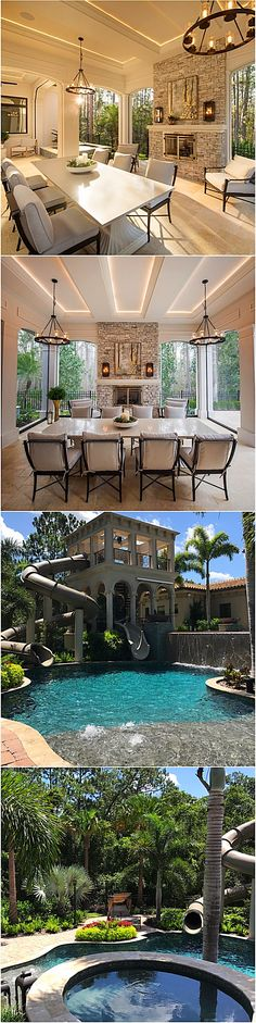 What are you doing this weekend?! Hopefully you can enjoy some fun in the sun! We are absolutely in love with the exterior living areas of two gorgeous homes we recently completed, and one not only has two awesome slides but also has a roll down movie screen so that you can enjoy your favorite […]