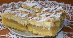 Polish Recipes, Apple Pie, French Toast, Food And Drink, Bread, Cookies, Fruit, Breakfast, Sweet