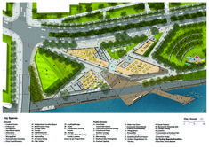 Crone Partners Rethink the Community Center in Rhodes,Overview. Image Courtesy of Crone Partners