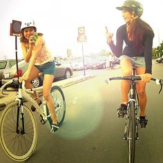 FIXED GEAR GIRL TAIWAN: girl + bike | Shared from http://hikebike.net