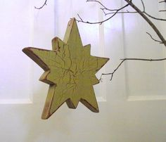 Nordic Thoughts: December 2012 Antique star